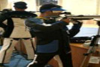 برگزاری مرحله اول مسابقات آزاد سلاحهای بادی
