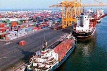 افزایش ۵۵ درصدی پهلوگیری کشتی ها در بنادر هرمزگان طی سال گذشته