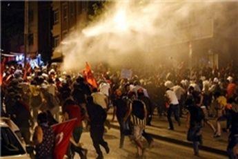 افزایش واردات گاز اشکآور به ترکیه