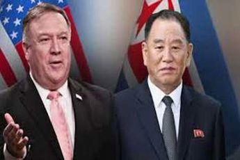 بازگشت تحریمهای ایران  با پیامی به کره شمالی