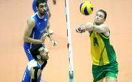 تیم ملی والیبال «ب» ایران مقابل ذخیره های استرالیا پیروز شد