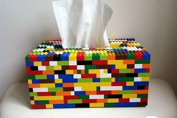 از لگوهای اسباب بازی اینطور استفاده کنید / عکس