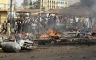 مرکل توسط ارتش نیجریه نجات یافت