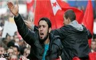 ادامه تظاهرات تونسیها در حمایت از مرسی