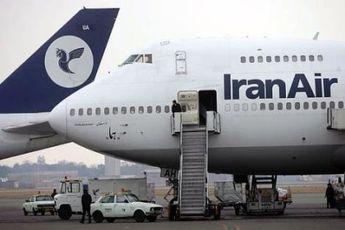 ۱۳ بلیت اضافه برای پرواز تهران - پاریس فروخته شد!