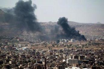 پیشروی نیروهای سعودی در خاک یمن