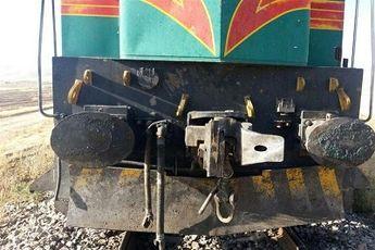 مرگ در اثر برخورد با قطار