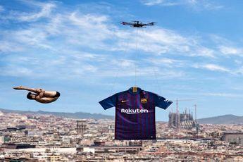 دلیل طراحی ویژه پیراهن فصل بعد بارسلونا فاش شد
