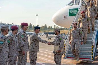 نظامیان عربستان برای شرکت در رزمایش مشترک با ترکیه وارد ازمیر شدند