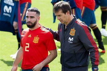 لوپتگی خطاب به بازیکنانش پیش از ترک اردوی تیم ملی اسپانیا