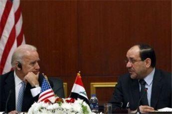 گفتگوی تلفنی بایدن و نوری مالکی با محوریت سوریه