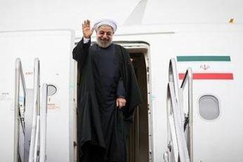 رئیس جمهور وارد ایلام شد + برنامه ها