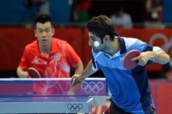 نوشاد عالمیان از پینگپنگ قهرمانی آسیا کنار رفت