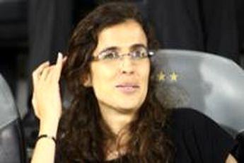 سرمربی سابق زنان ایران اولین مربی زن حرفه ای مردان فرانسه شد