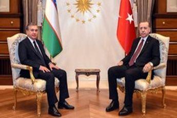 رئیس جمهور ترکیه به «تاشکند» سفر میکند