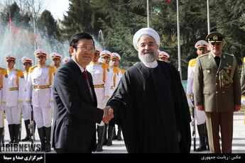 پیام تبریک رئیس جمهوری ویتنام به روحانی / چان دای گوآنگ: ایران به کشوری با سعادت بدل می شود
