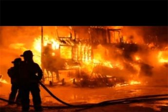 علت آتشسوزی در خانه سالمندان چه بود؟