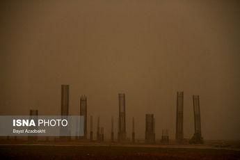 هوای چند شهرستان لرستان در وضعیت خطرناک