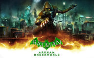 بازی موبایل استراتژیک Batman: Arkham Underworld / دانلود