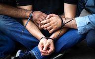بازداشت سارقان سابقهدار حین سرقت