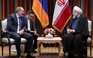 روحانی با نخست وزیر ارمنستان و بلژیک دیدار کرد