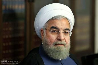 روحانی با رییس دومای دولتی فدراسیون روسیه دیدار کرد