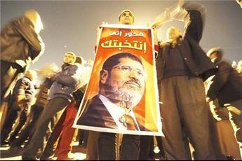درگیری های شدید بین نیروهای ارتش و طرفداران اخوان المسلمین