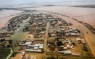 شهرهای مسیر کرخه در خطر جدی سیل