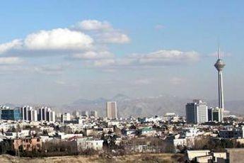 تصاویری خیال انگیز از «تهران رویایی»