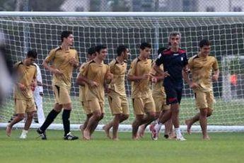 اردوی تیم فوتبال نوجوانان ایران از فردا آغاز می شود