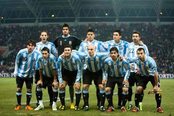 نحوه صعود آرژانتین به جام جهانی ۲۰۱۴ برزیل