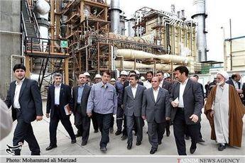 افزایش برداشت ایران از میدان مشترک نفتی با عمان
