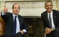 اتحاد اوباما و اولاند درباره موضوع هسته ای ایران