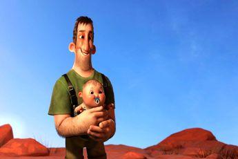 پدر نمونه بودن را در این انیمیشن کوتاه ببینید / فیلم