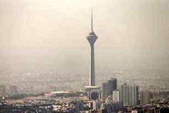 مردم تهران چشم انتظار باد و باران