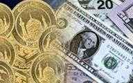 دلار ۳۳۰۰ تومان و سکه ۹۹۶ هزار تومان شد