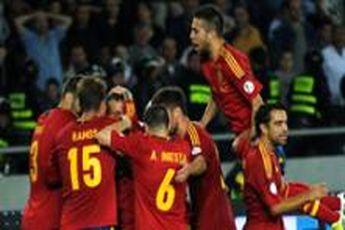 رویارویی اسپانیا و آلمان ۴ ماه بعد از جام جهانی