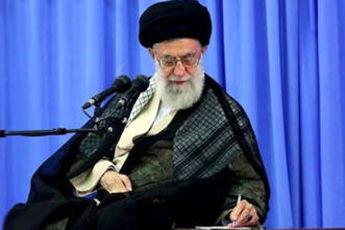 پیام تسلیت رهبر معظم انقلاب به مناسبت درگذشت پدر شهید کاوه