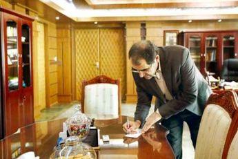 وزیر بهداشت عید امسال را چگونه می گذراند