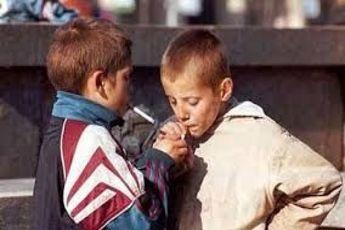 مصرف سیگار بین نوجوانان، یک فاجعه ملی است