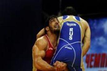 قهرمانی قربان علی یف و گادیسوف در روز نخست / شکست گازیموف