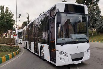 خرید اتوبوس های جدید برای تهران چه شد؟