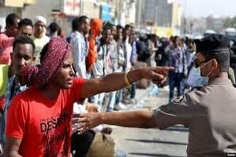 اخراج مقامات سازمان ملل از اتیوپی