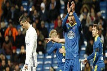 دومین شوک به رئال مادرید توسط سلتاویگو