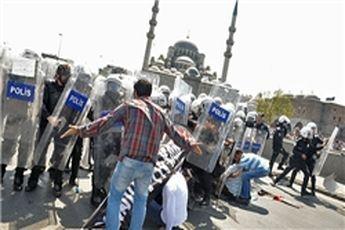 اعتراضهای مردم ترکیه جواب داد