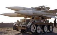 تست عملیاتی سامانه موشکی مرصاد مجهز به موشک شلمچه
