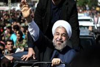 بازدید رئیس جمهور از بیمارستان امام خمینی ایلام