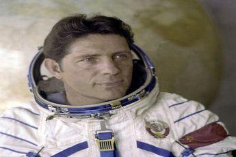 """بازخوانی مصاحبه با فضانورد """"نمره ۳"""" روسیه"""