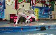 شمشیربازی سابر ایران به رده دوم آسیا رسید و در جهان دوازدهم شد