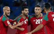 رهبری خط حمله مراکش توسط الکعبی